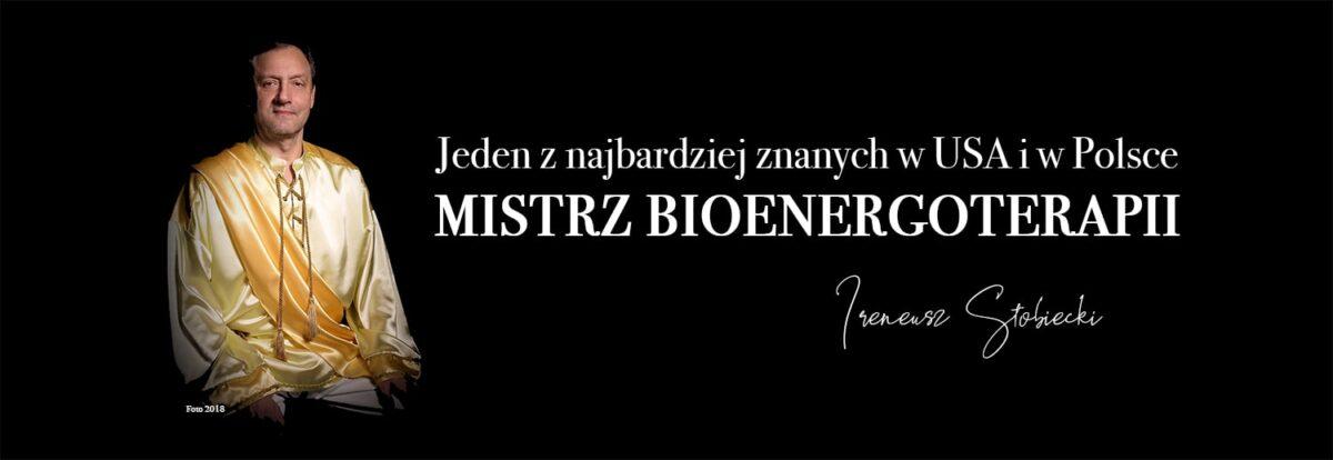 Ireneusz Stobiecki - Bioenergoterapeuta
